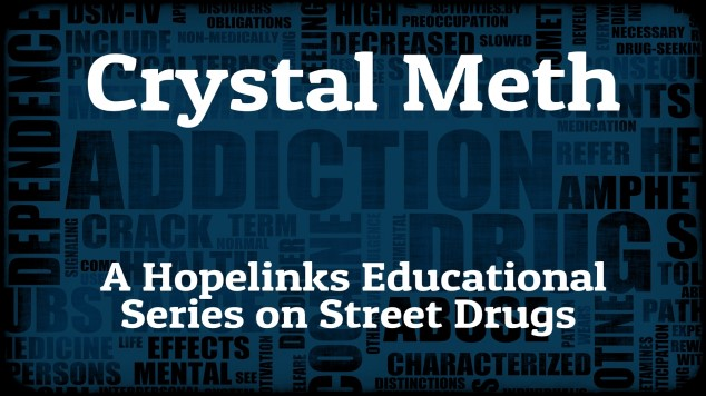 crystal meth educational video